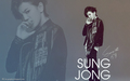 ☆ Lee Sungjong~! ☆ - sungjong wallpaper