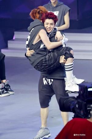 ~Luhan & Xiumin!<3