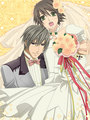 Misaki~Usagi wedding - yaoi photo