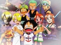 one-piece - *Mugiwara Kids* wallpaper