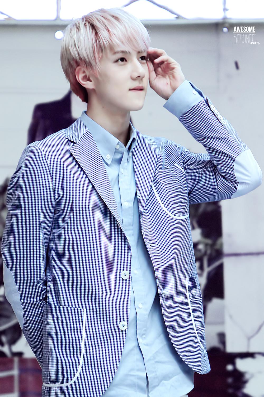 Exo K Sehun Newhairstylesformen2014 Com