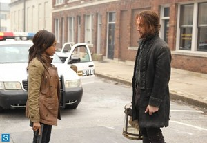 """Sleepy Hollow"" promotional stills"
