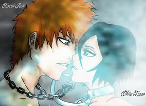 ~*Sun&Moon, Ichigo and Rukia*