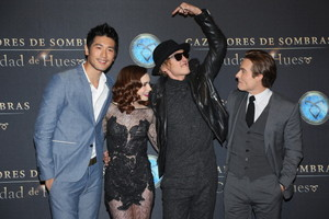 """The Mortal Instruments: City of Bones"" [Mexico Premiere - 08.27.13]"