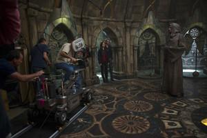 'The Mortal Instruments: City of Bones' behind the scenes