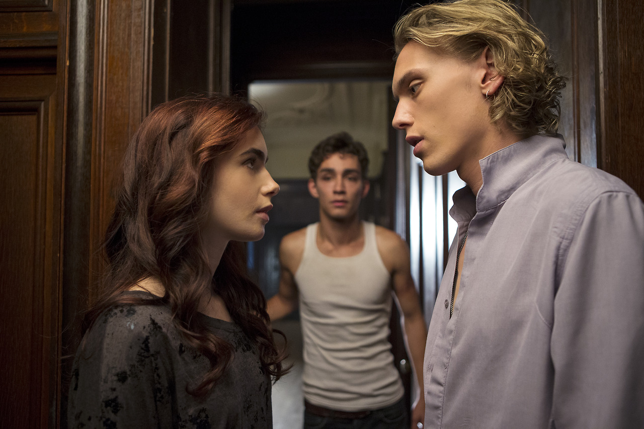 The Mortal Instruments City of Bones  Video Dailymotion
