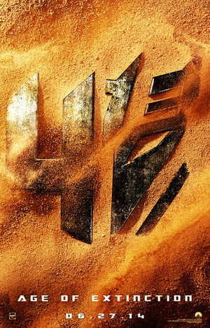 'Transformers 4' poster