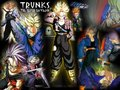 *Trunks* - trunks wallpaper