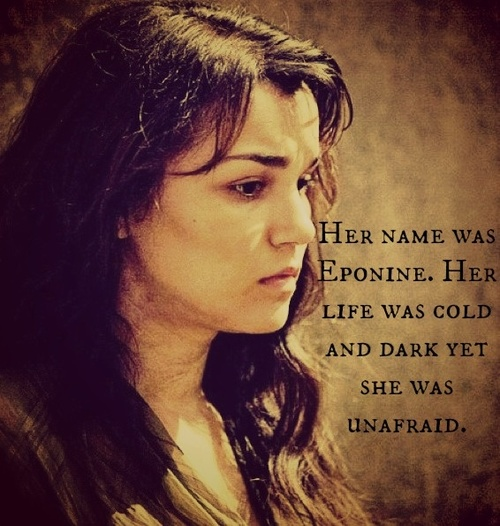 les miserables 2012 eponine quotes quotesgram