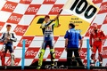 100th victory - valentino-rossi photo