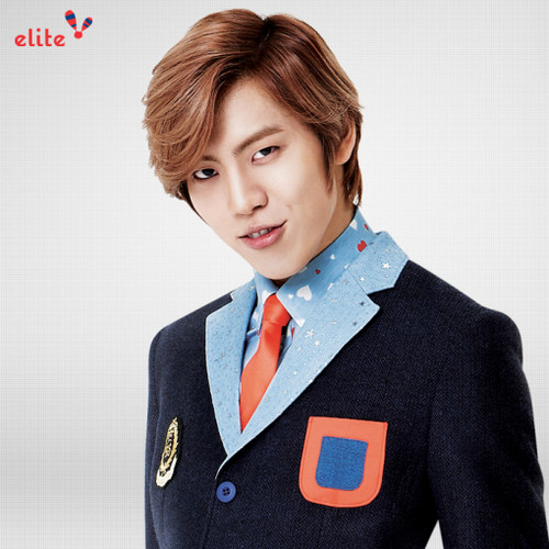 Dongwoo Infinite wallpaper probably containing a well dressed person, a suit, and a business suit titled 130831 INFINITE Dongwoo – Elite Uniform