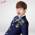 130831 INFINITE Hoya – Elite Uniform - hoya-infinite photo