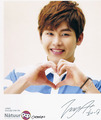 130902 INFINITE Hoya – Natuur Pop Postcards - hoya-infinite photo