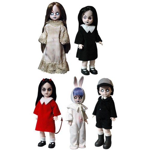 Living Dead Dolls پیپر وال containing an outerwear called 13th Anniversary set