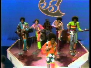 "1972 Appearance door The Jackson 5 On ""Soul Train"""
