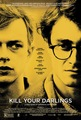 1st Kill Your Darlings poster!  - daniel-radcliffe photo