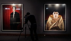 2010 Arno Bani ছবি Exhibit Of Michael Jackson