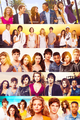 90210 cast - 90210 fan art