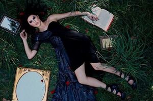 ANTM Cycle 20 Episode 7 fotografias (Fields of Fashion)