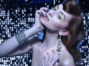 ANTM cycle 20 Nails photoshoot