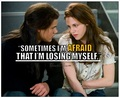 Afraid - jacob-and-bella fan art