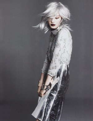After School Nana – Singles Korea Magazine Issue '13