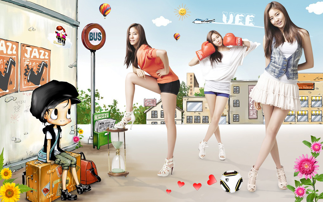After School - After School Wallpaper (35424772) - Fanpop fanclubs