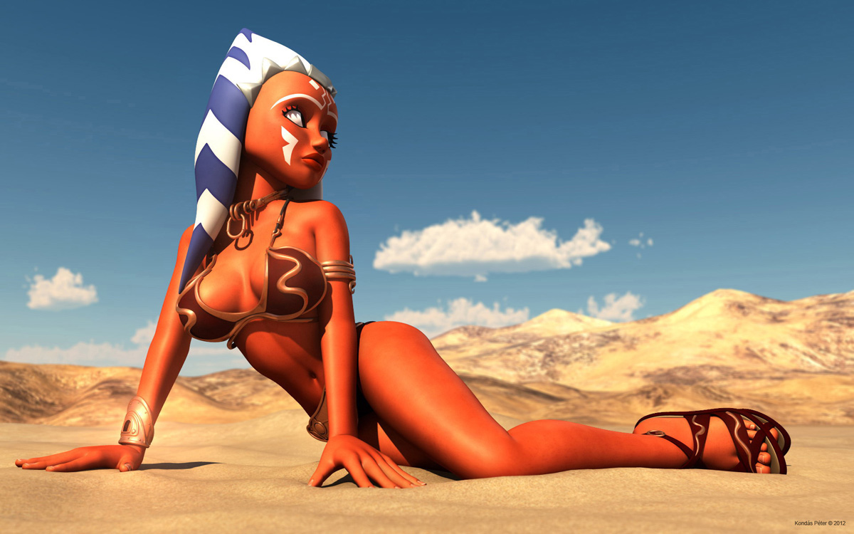 Image porno ahsoka tano porncraft photos
