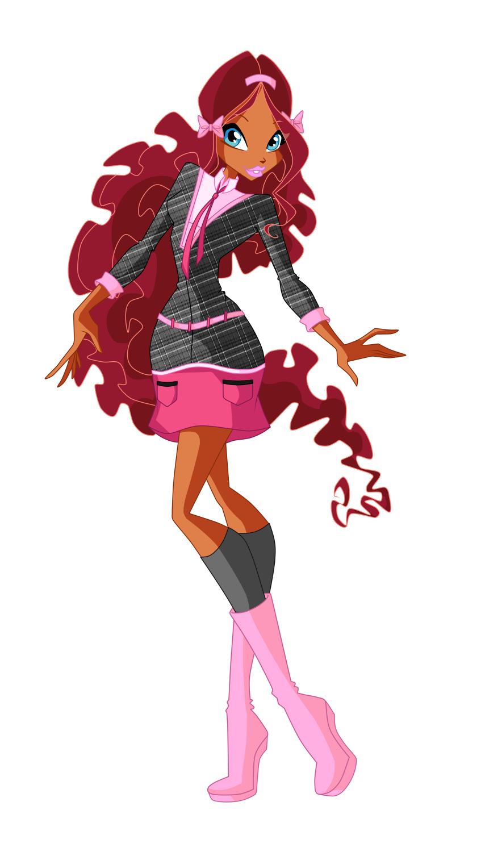 Aisha - Season 6 Outfit