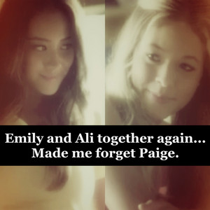 Alison and Emily