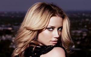 Amber Hintergrund