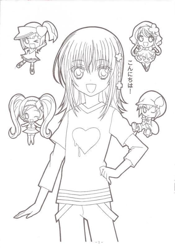How To Draw Ran Shugo Chara
