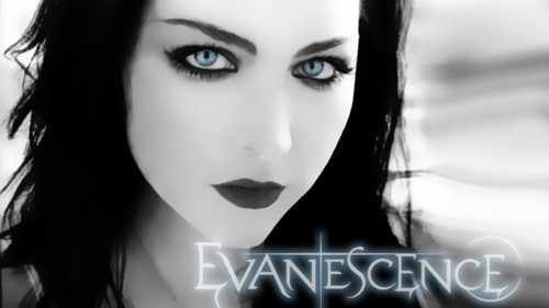 Evanescence wallpaper with a portrait called Amy Lee wallpaper