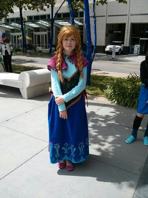 Anna Cosplay