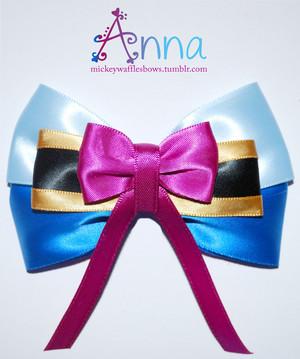 Anna bow
