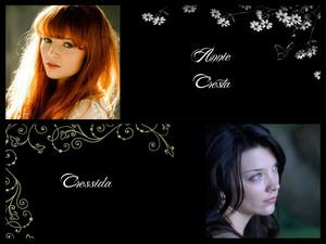 Annie and Cressida