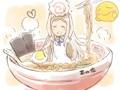 Ano Hana - anime fan art
