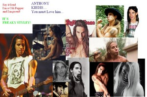 Anthony Kiedis 壁紙