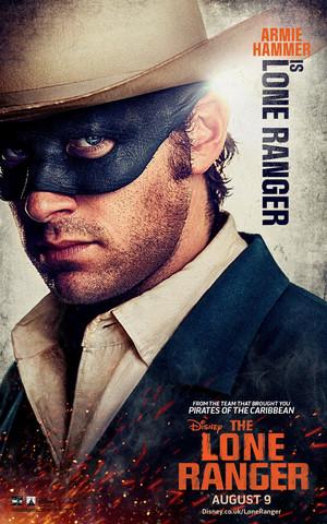 "Armie Hammer ""The Lone Ranger"""