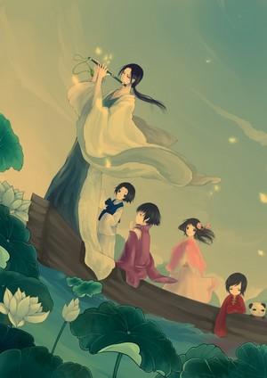Asian Family~