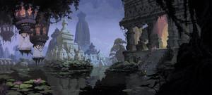 Atlantis The Lost Empire Concept Art