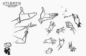 Atlantis The Остаться в живых Empire Model Sheets