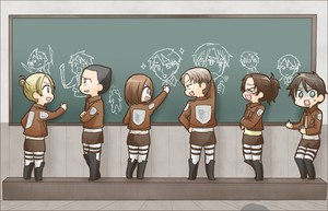Attack On Titan <3