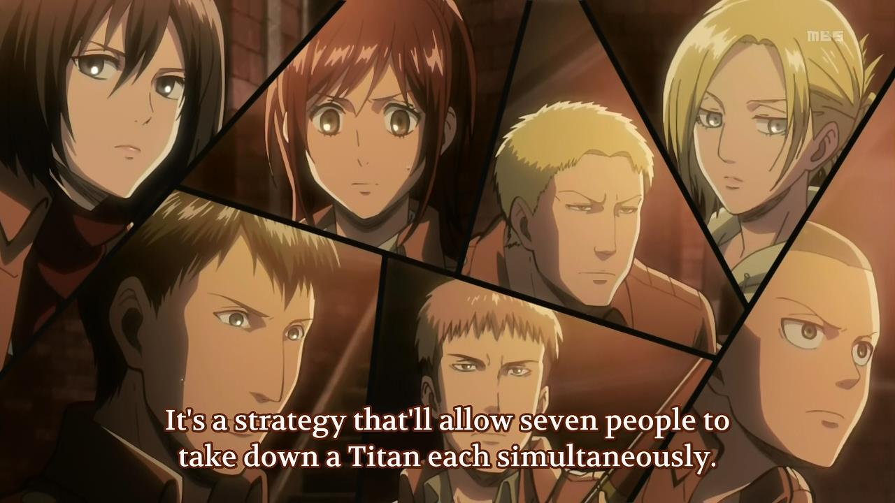Attack on Titan Screenshots Attack on Titan Screencap
