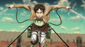 Attack On Titan Screencap