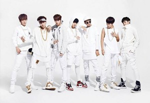 Bangtan Boys ~ teaser imagens for 'O! R U L8, 2? (Oh, Are You Late, Too?)'