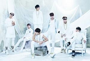 BTS ~ teaser Обои for 'O! R U L8, 2? (Oh, Are Ты Late, Too?)'