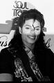 Backstage At The 1989 Soul Train Music Awards - michael-jackson photo