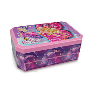 Barbie® 'Mariposa & The Fairy Princess' Musical Jewellery Box