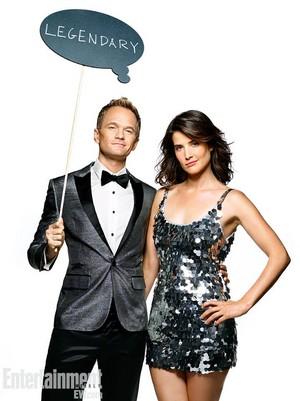 Barney & Robin- EW outtake